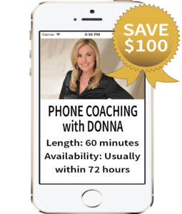 Call Donna 4 SESSIONS 1