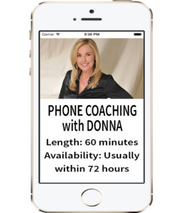 Call Donna PHONE SESSION 3