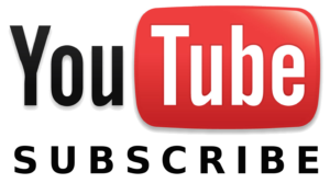 YouTube Subscribe. horizontal 1