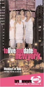 To Live and Date in New York poster