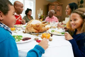 Meet My Family Celebrating Thanksgiving 1