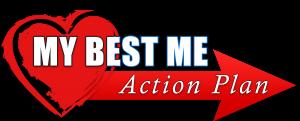 My Best Me Action Plan Blue 3