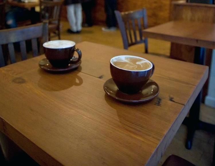 Breakup Coaching in a quiet coffee shop